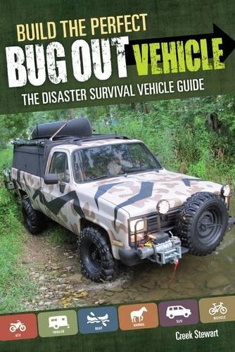 Building the perfect bug out vehicle