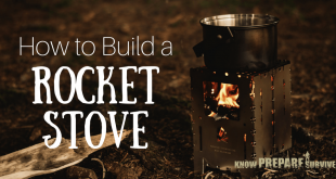 How to Build a DIY Rocket Stove for Camping