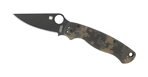 Spyderco folding pocket knife