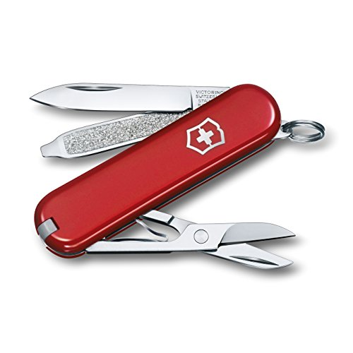 Victorinox Swiss Army Classic SD review