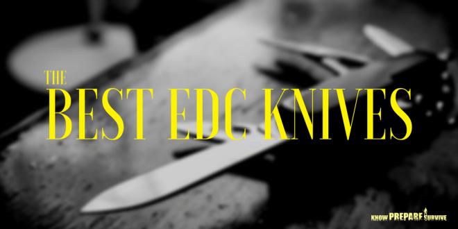 Best EDC Pocket Knives