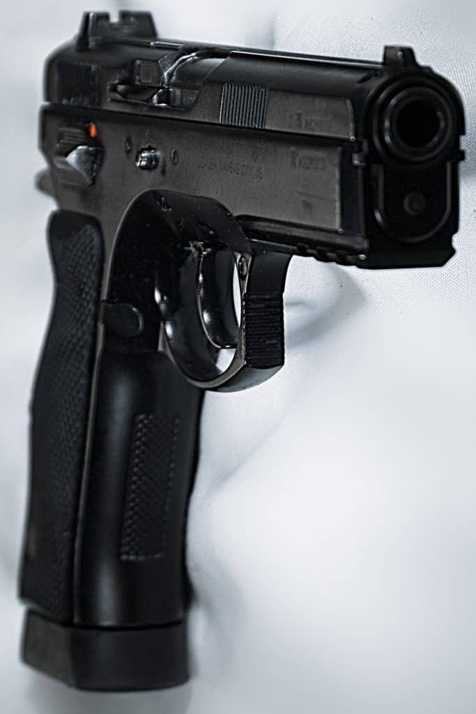 CZ 75 handgun review