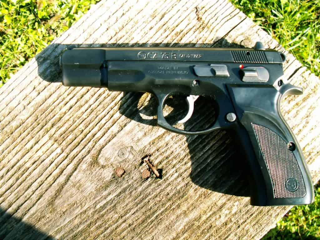 CZ 75 Handgun Review: The Best All Around SHTF Pistol for
