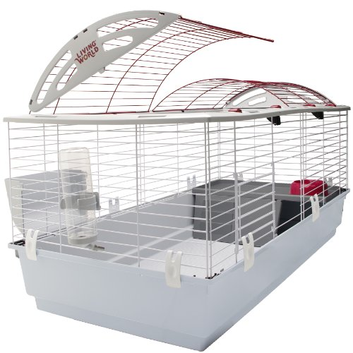 simple rabbit cage