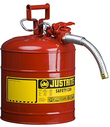 Galvanized Steel Gas Can