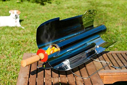 Vacuum tube solar cooker
