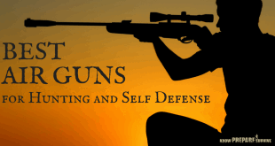 Best Air Guns for Hunting and Self Defense