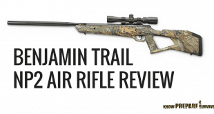 Benjamin Trail NP2 Air Rifle Review