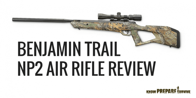 benjamin trail np2 air rifle review a real hunting gun or just a toy