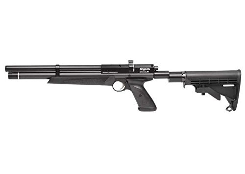 benjamin marauder review ar15 stock air pistol