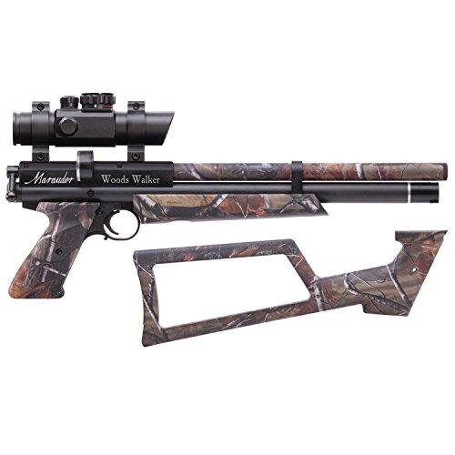 benjamin marauder review woods walker hunting air pistol