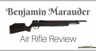 Benjamin Marauder Air Rifle Review
