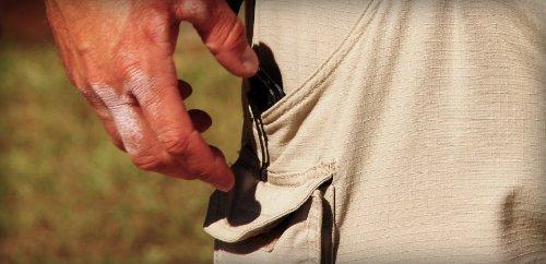 Self Defense Knife Gerber Remix Tactical in Pocket