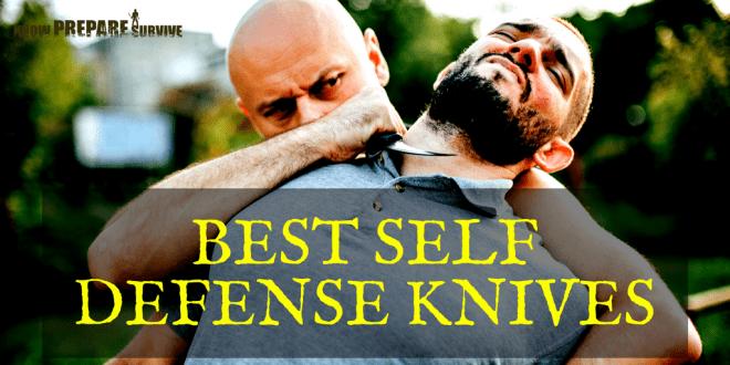Best Self Defense Knives