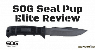 SOG Seal Pup Elite Review