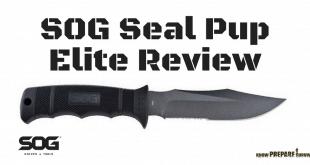 SOG Seal Pup Elite Review