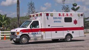 Self Defense Knife Ambulance Hospital