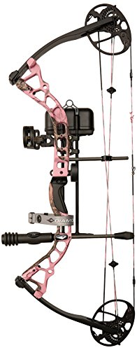 Pink Blaze Compound Bow for Children and Adults