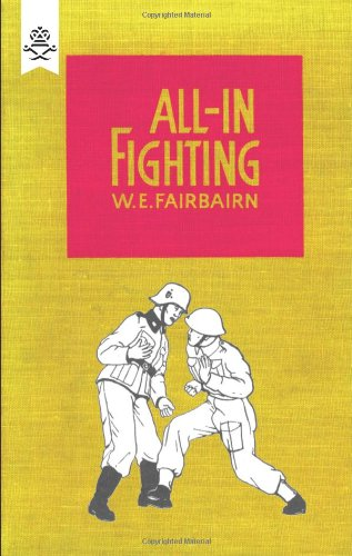 Knife Self Defense Fighting Fairbairn All-In Fighting Book