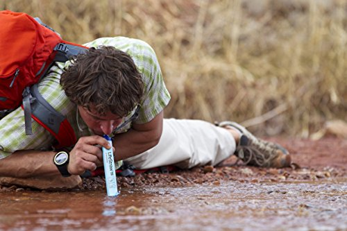lifestraw safe drinking water from contaminated streams rivers