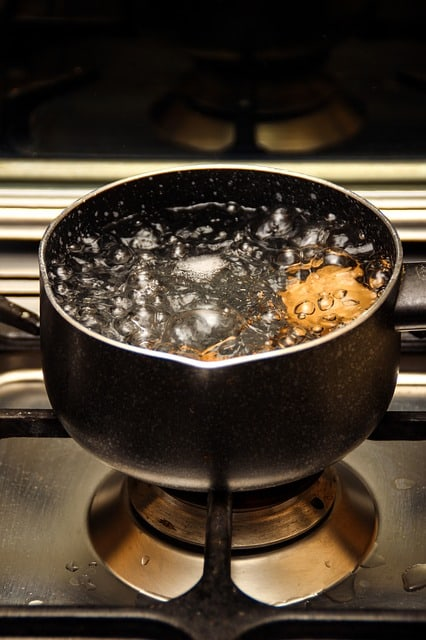 does boiling water kill inactivate bacteria make safe to drink