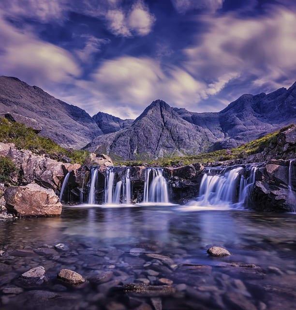 mountain water river stream contamination pathogen giardia e coli fecal coliform safety