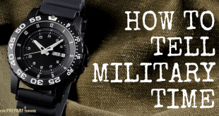 How to Tell Military Time