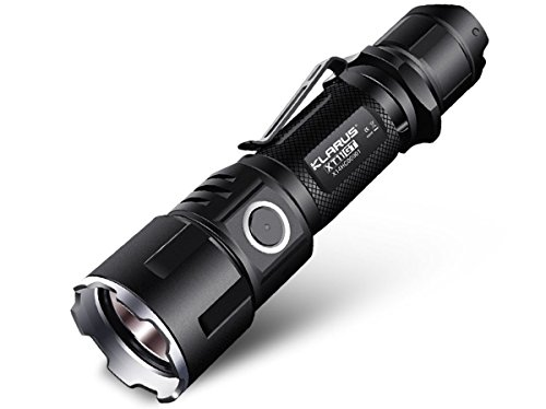 XT11GT Klarus advanced tactical survival outdoor flashlight review