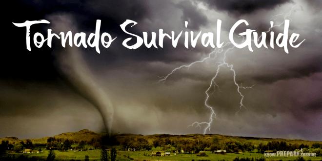 Tornado Survival Guide