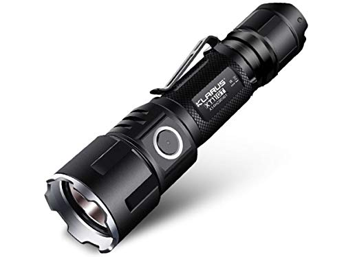 klarus xt11gt best edc flashlight for everyday use