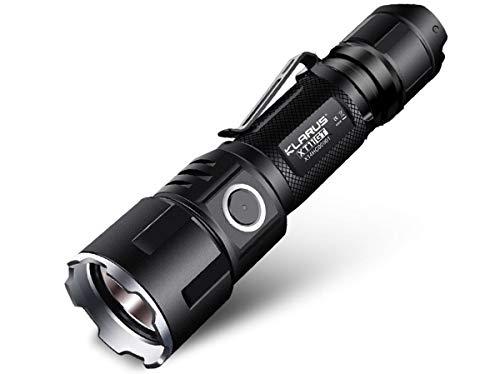 klarus xt11gt best edc flashlight for everyday use