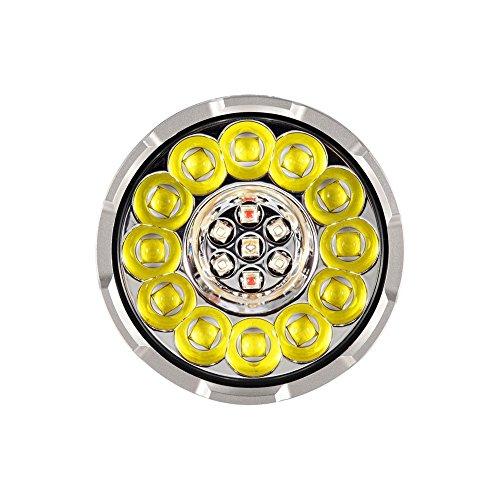 acebeam x80 flashlight super bright brightest EDC LED flashlight