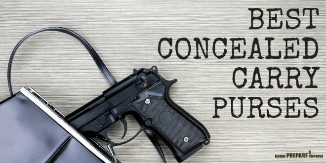 Best Concealed Carry Purses for Women