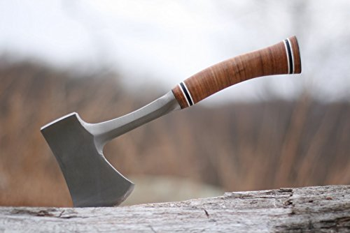 Helko Werk Hinterland double bit bladed Michigan multipurpose axe