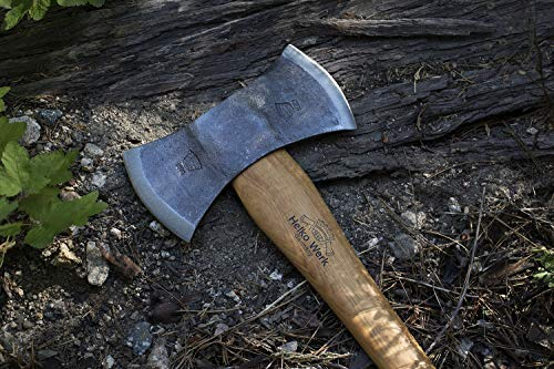 Helko Werk Hinterland double bit bladed Michigan multipurpose axe