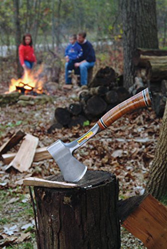 Estwing sportsmand camp hand hatchet light camping tasks