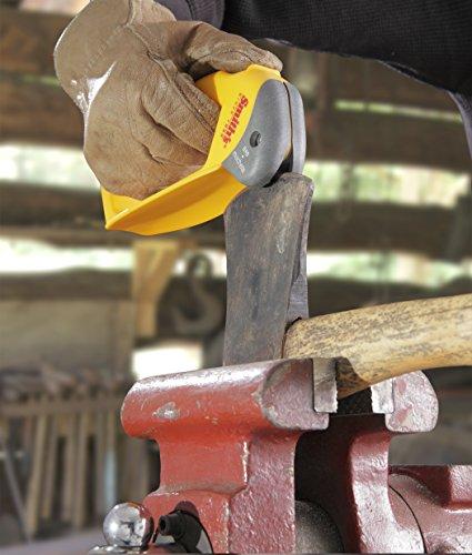 Smiths axe machete sharptener tool kit easily make sharp blade