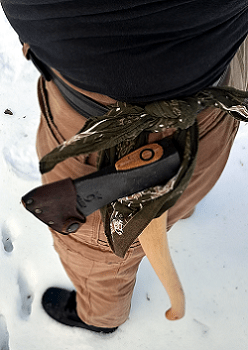 how why to use a bandana in the wild when bushcrafting camping hiking