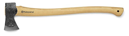 Husqvarna wood handled multipurpose boys axe Swedish Scandinavian steel