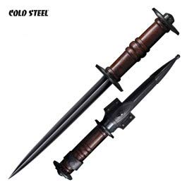 needle point thin dagger for assassination stabbing fighting Cold Steel