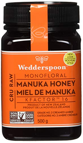 Manuka honey for wound healing antibiotic properties