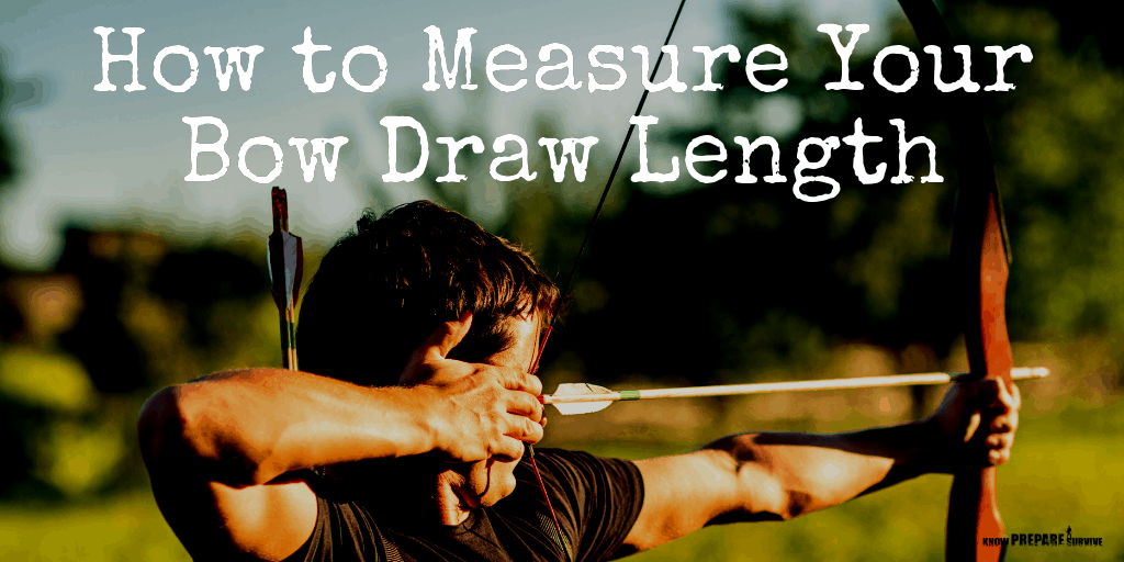 How to Measure Your Bow Draw Length