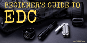 Beginner's Guide to Everyday Carry EDC