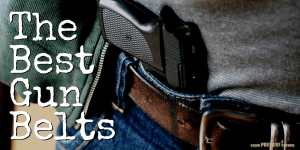 The Best Gun Belts for IWB and OWB