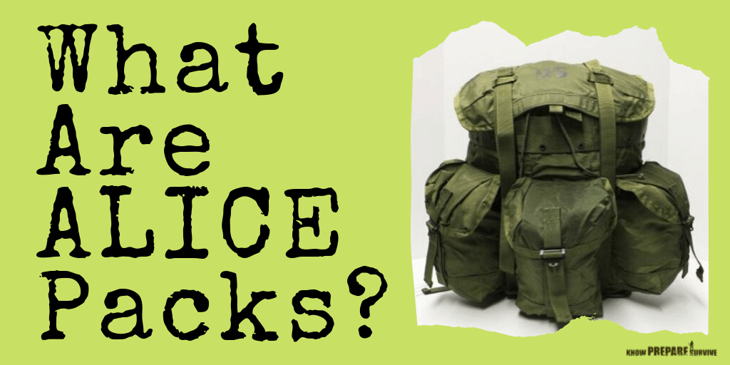 What Are ALICE Packs? (And the Best Mods for Bag and Frame)
