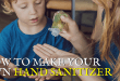 How to Make DIY Homemade Hand Sanitizer