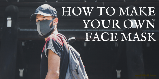 How to Make Your Own DIY Homemade Face Mask