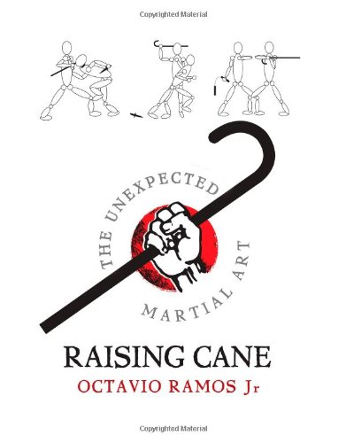 Raising Cane unexpected martial art walking stick self defense weapon