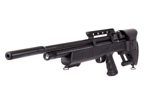 Hatsan Bull Boss 25 Caliber Powerful Quiet PCP Pre Charged Pneumatic Air Rifle