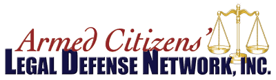 Armed Citizens Legal Defense Network logo